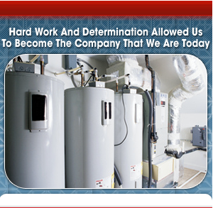 Easton MD full-featured water heater Services
